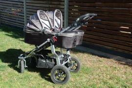 Kinderwagen - TFK Twinner Twist Duo Zwillings