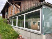 Überdachung Carport