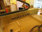 CNC Fräse High-Z S-1000