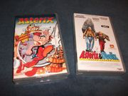 VHS Videos Asterix Obelix