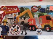 Feuerwehrmann Sam Feuerwehr Auto mit