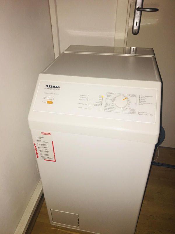 Waschmaschine Miele W149 5kg Klasse A Toplader Super Zustand