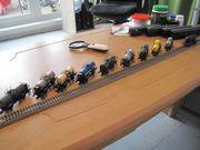 10x H0-Kesselwagen neuwertig auch einzeln