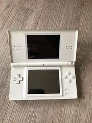 Nintendo DS Lite weiß Nintendogs