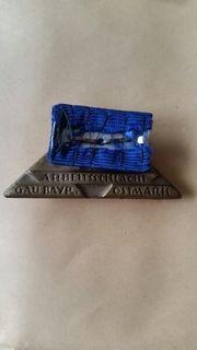 abzeichen Militaria original orden gau