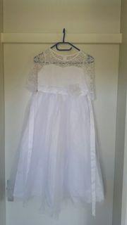 Kleid 152 158 Kommunionskleid neu