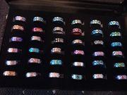 Ringe aus Alu versch Größen