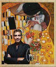George Clooney - Der Kuss