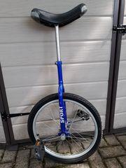 Einrad in blau 20 x1