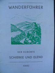 DDR Wanderführer Harz