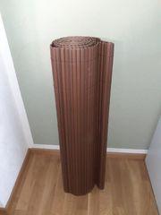 Balkonsichtschutz Bambus Nachbildung