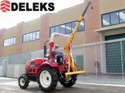 DELEKS EL-500 Hydraulischer Hubkran Hebearm