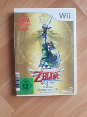 Zelda Skysward sword