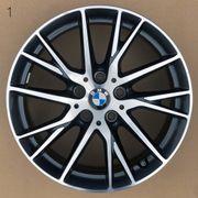 4 x BMW Felgen 17