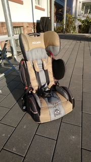 Recaro Kindersitz bis 150cm und