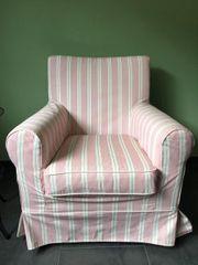 Neuer Sessel IKEA Ektorp