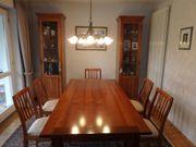 Neuer Preis Tisch Vitrine Stühle