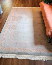 Teppich 200cm x 260cm - pastellfarben