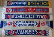 FC Hansa Rostock Schals je