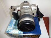 MINOLTA 404si analoge Spiegelreflexkamera mit
