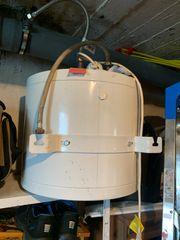 Boiler-Warmwasserspeicher