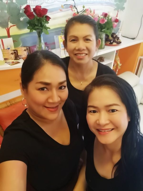 Originale Thai Massagen im GAMLAI-THONG