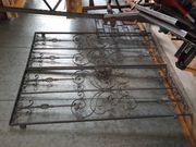 Eisentor Verziert Metalltor Gartentor