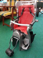 Kindersitz fürs Fahrrad