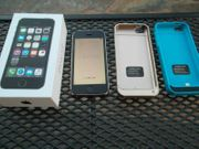 Apple iPhone 5s-16GB - Space Grau