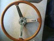 Oldtimer Alfa Spider-Lenkrad aus Holz