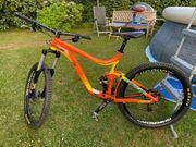 Mountainbike Custom GIANT Reign SX
