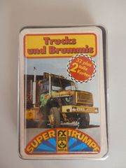 Quartett Trucks und Brummis FX