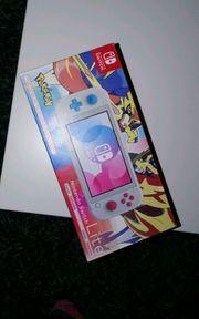 Nintendo Switch Lite Zacian Zama