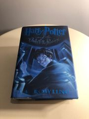 Buch Harry Potter and the