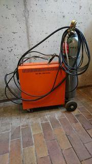 Schutzgas-Schweissgerät ELIN SG 180 Elektronic