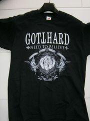 Gotthard Shirt wie neu Grösse