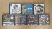 PlayStation 1 Spiele PS1 PSX