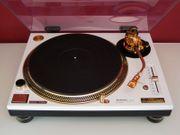 HIGHEND Plattenspieler Technics SL-1200 LTD