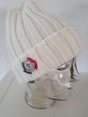 Moncler Mütze Haube Pudelmütze Hut