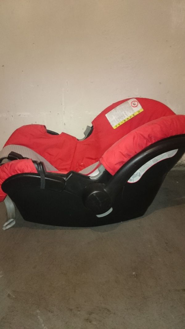 Maxi Cosi Safety 1st silber
