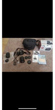 Canon EOS 750D mit zwei