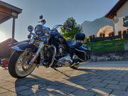 Prachtexemplar Harley Davidson Road King