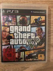 PS3 Grand Theft Auto vfive