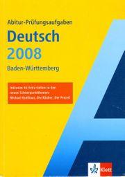 Deutsch Nachhilfe Abi-Vorbereitung