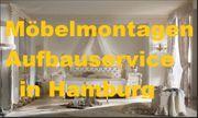 Möbelmontagen in Hamburg zum Festpreis