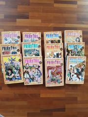Fairytail Bücher