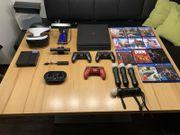 PlayStation 4 Pro VR Brille