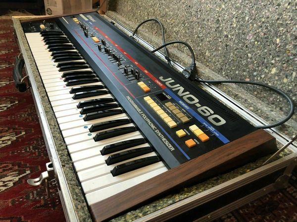 Roland Juno 60 Synthesizer