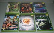 12 - XBOX - Spiele verschiedene sollen