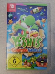 Nintendo Switch Yoshis Crafted World